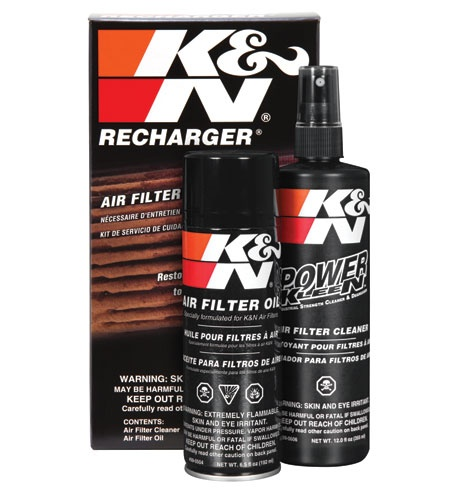 K Air Filter Cleaning Kit