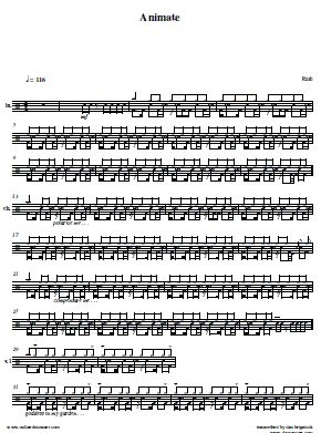 Drum drum tabs white stripes : 1000+ images about Drum Epicness on Pinterest
