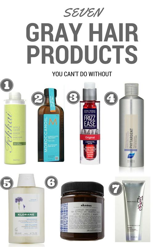 SEVEN GRAY HAIR PRODUCTS YOU CAN'T DO WITHOUT (1)-Rough Luxe Lifestyle