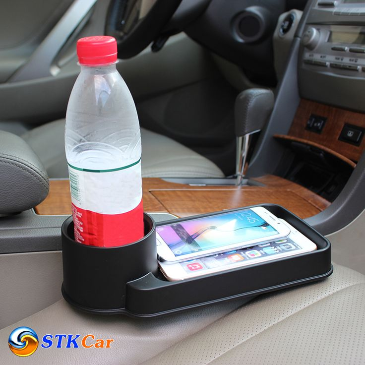 Eco-friendly Car Storage Holder For Mobile Phone, Bottle, Stuff