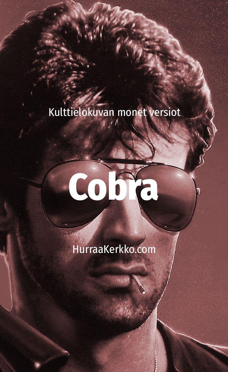 Kulttielokuva Cobra inspiroi useamman tarinan: https://hurraakerkko.com/2017/08/27/stallone-cobra-elokuva/