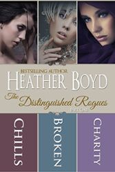 Distinguished Rogues Part 1 Boxed Set