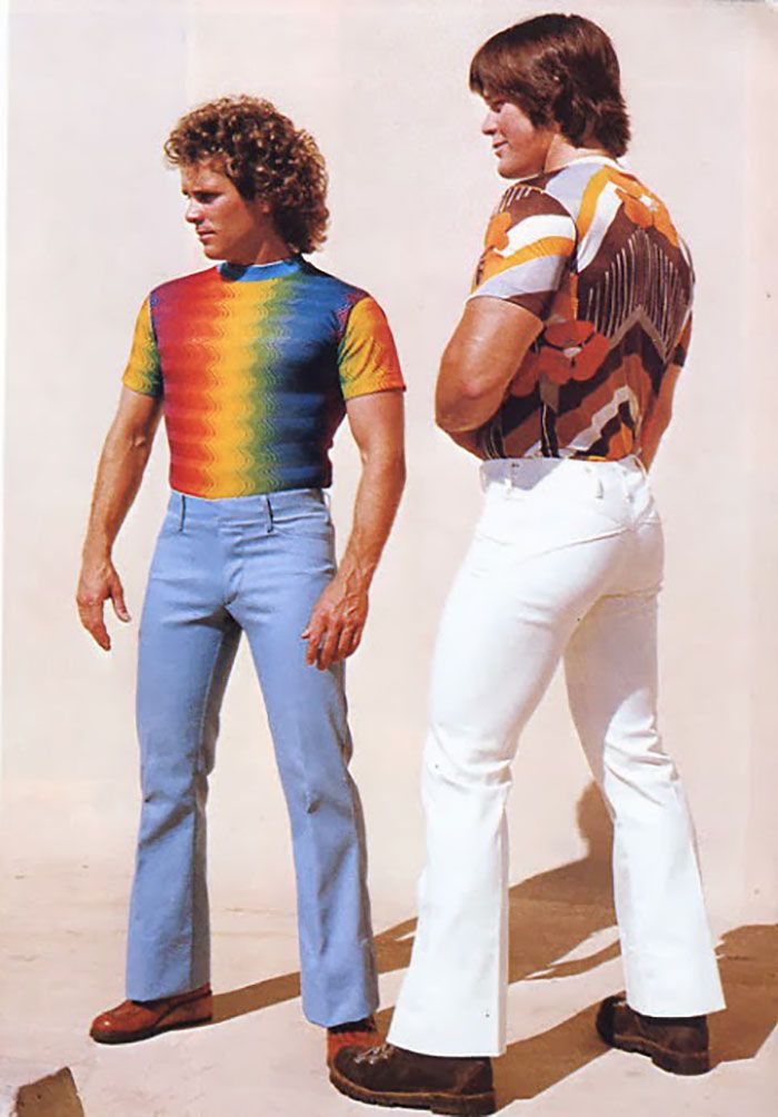 50 Reasons Why 1970s Men's Fashion Should Never Come Back
