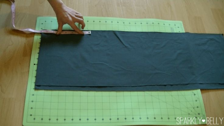 Tribal overskirt DIY 1