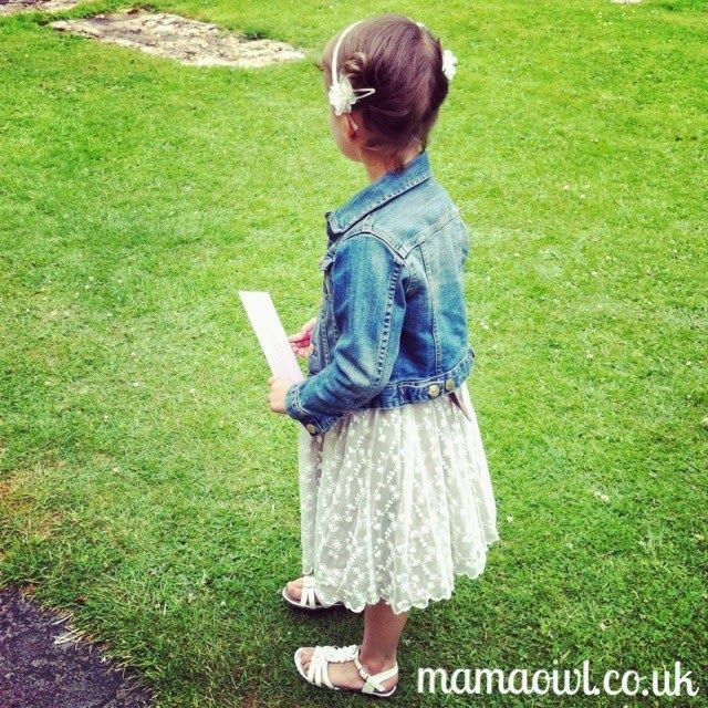 Mama OWL: What E Wore - The Christening