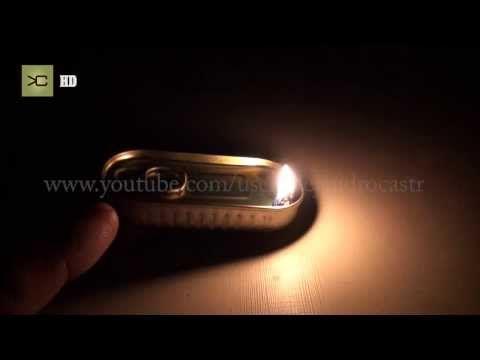 Lampara de emergencia - YouTube