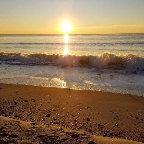 Myrtle Beach, South Carolina Sunrise | Photo via IG user @paige72391