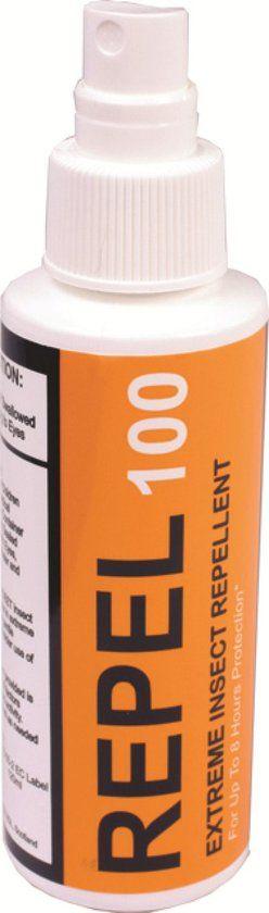 Highlander - krachtige muggenspray - 60 ml - 12 uur