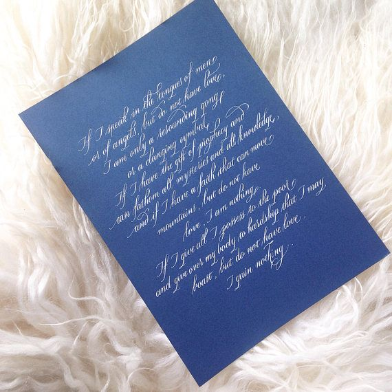 314 best calligraphy images on pinterest penmanship letters and custom calligraphy for poems quotes lyrics anniversary stopboris Choice Image