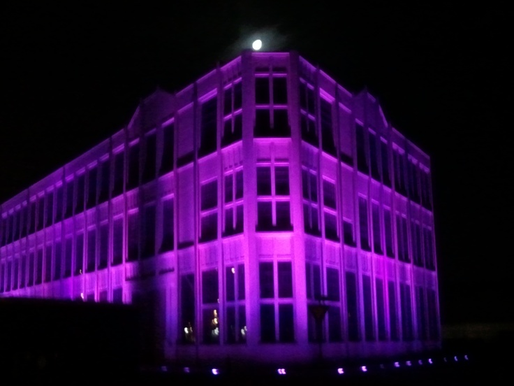Timmerfabriek by night: Timmerfabriek, Night, Zeeland