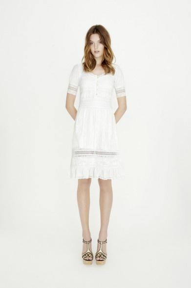 Collette by Collette Dinnigan - Point Break 3/4 Sleeve Dress