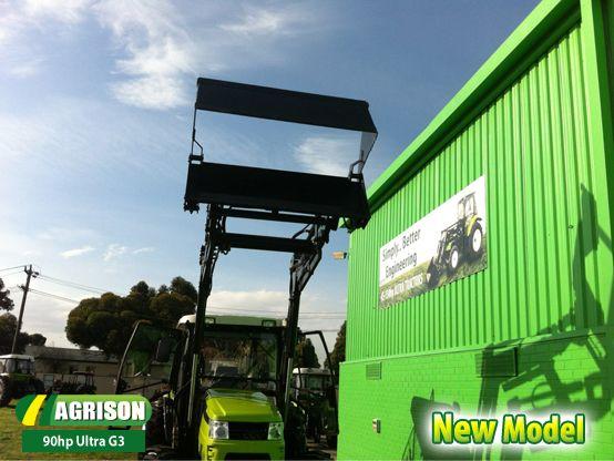 Agrison tractor reviews will also educate you about how a reliable tractor can do a lot of your work with greater accuracy and without causing any inconvenience to you.