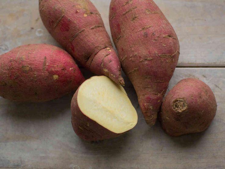 Organic Sweet Potatoes (Murasaki) 5kg