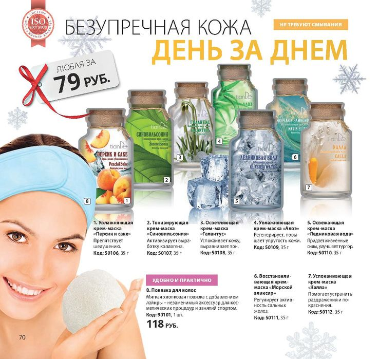 Безупречная кожа в праздники и будни - 2 Января 2016 - Блог - Свой бизнес!!!