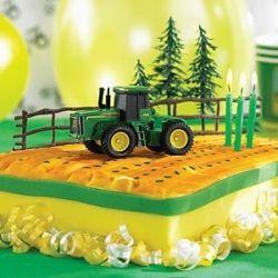 The 25 best John deere cakes ideas on Pinterest Tractor cakes