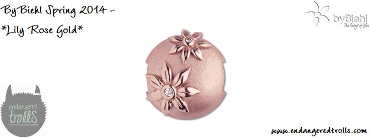 ByBiehl Lily Rose Gold