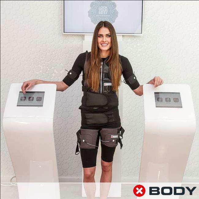 2004, 2008 ve 2012 yıllarındaki Yaz Olimpiyatları'nda ülkesini temsil eden Macar yüzücü Zsuzsanna Jakabos'un XBody ile formunu koruduğunu biliyor muydunuz?