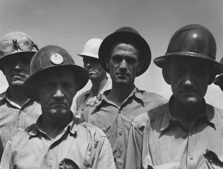 Workers, Watts Bar Dam TN. Hagley Digital Archives.
