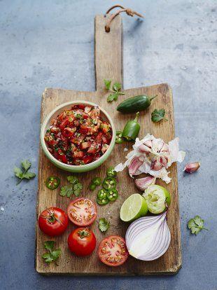 Tomato Salsa | Vegetarian Recipes | Jamie Oliver#EA4l0WVgHF1mTbbF.97#EA4l0WVgHF1mTbbF.97