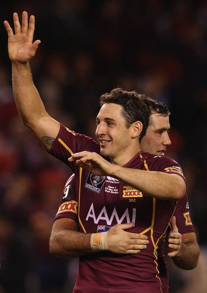 QLD v NSW - State Of Origin: Game 1  http://footyboys.com