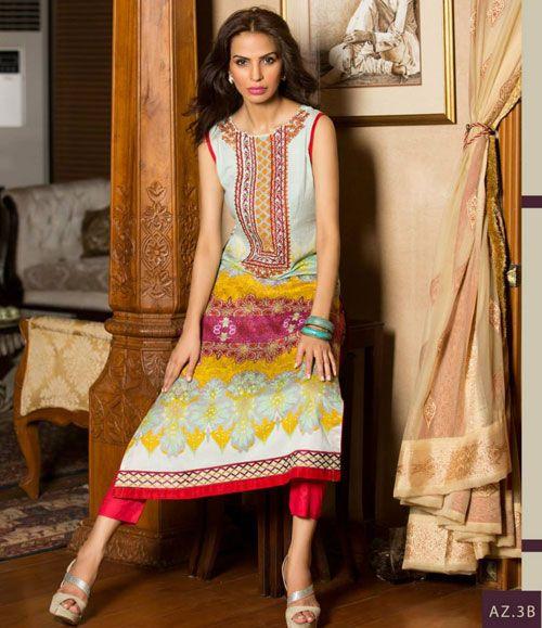 Maheen Embroidered kurti az_3b
