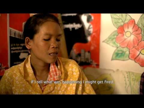 (3) A wage you can live on - Textile workers in Cambodia - YouTube...21 min.