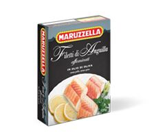 Eel fillets An excellently tasty appetizer, eel fillets by Maruzzella are wonderful in a variety of dishes.Eel is classified as a traditional Italian dish. And it has been considered a gourmet speciality since ancient times, much appreciated for its fine, flavoured flesh. Maruzzella has decided to make it available all the time, in wood-smoked fillets. Since ancient times, wood smoke has been used to preserve fish and meat as well as maintaining and provides exceptional taste and aroma.