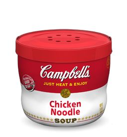 Chicken Noodle Soup. If you're cooking dinner, Campbell's gives you a fresh way to delight your family. From fresh twists on classic faves to totally new recipes, Campbell's will give you inspiration just when you need it. #TheWisestKid #bh #sponsored.