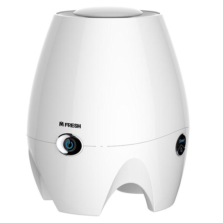MedFresh 3 in 1 ózon, negatív ion és aktívszenes szűrővel az egészségünkért! Ajánljuk: Otthoni és közületi helységekbe légfertőtlenítésre, légtisztításra és szagtalanításra. Továbbá tökéletesen lehet használni nappalikba, hálószobákba és gyerekszobába. Teljesítményétől kifolyólag hatékony akár 70 – 80 m2-es helyiségekben is. Rendkívül halk működésű, kis helyigényű: asztalra, szekrényre illetve polcra is elhelyezhető modern és elegáns készülék.