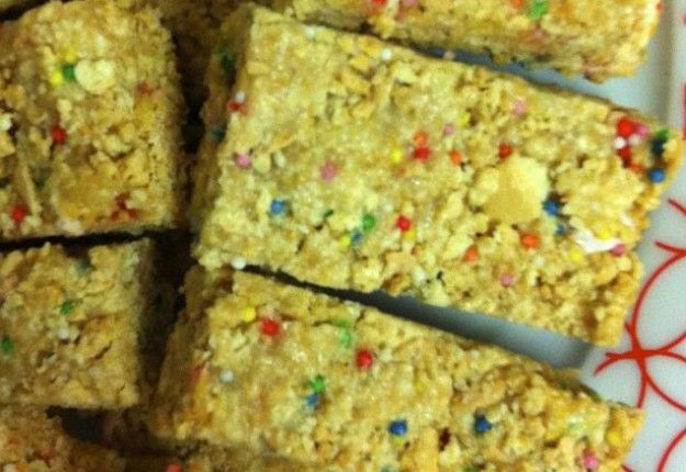Super easy bars - Real Recipes from Mums