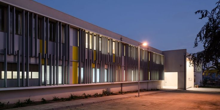 Gallery of Liceo Jorge Alessandri / Crisosto Arquitectos Consultores - 14