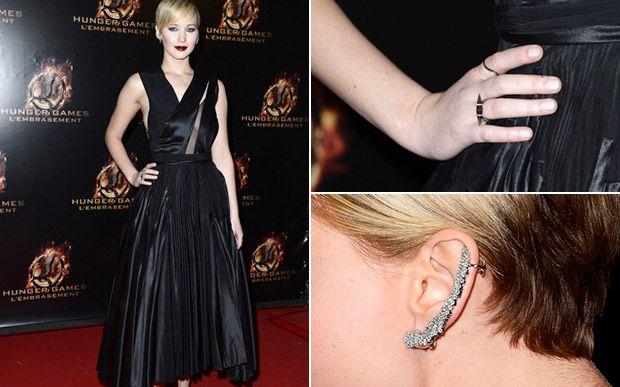 Os looks de Jennifer Lawrence nas pré-estreias de Jogos Vorazes: Em Chamas - Moda - CAPRICHO