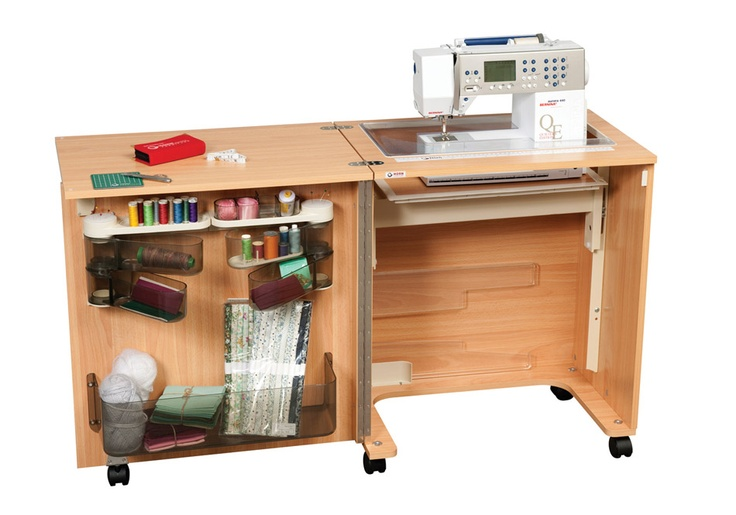 Best Sewing Table For Small Spaces Sewing Cabinet