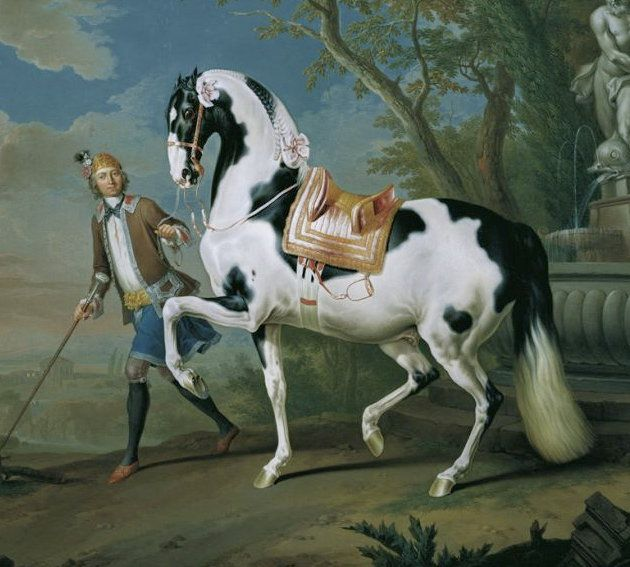 Image result for baroque horse painting