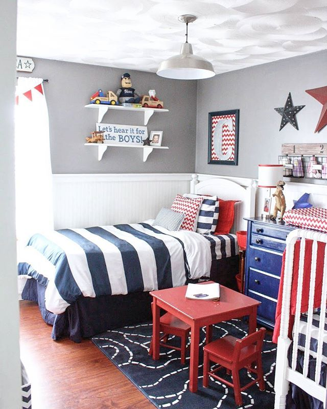 382 Best Images About Shared Baby Room On Pinterest