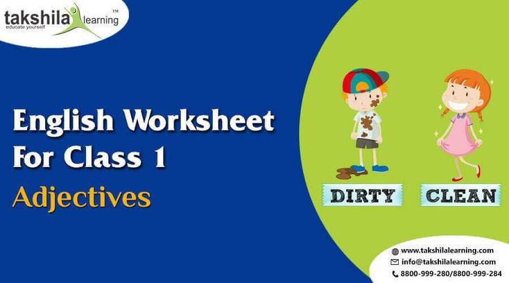 Adjectives Worksheet For Class 1 English Grammar Practice Adjectives For Class 1 Worksheets For Class 1 Practice English Grammar Grammar Worksheets Adjectives worksheets for grade icse