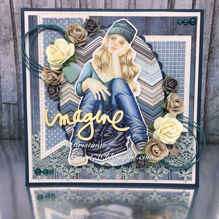 Copic Markers, CAS, lag på lag, Papirdesign, Kort & Godt, IndigoBlu, Norsk Stempelblad
