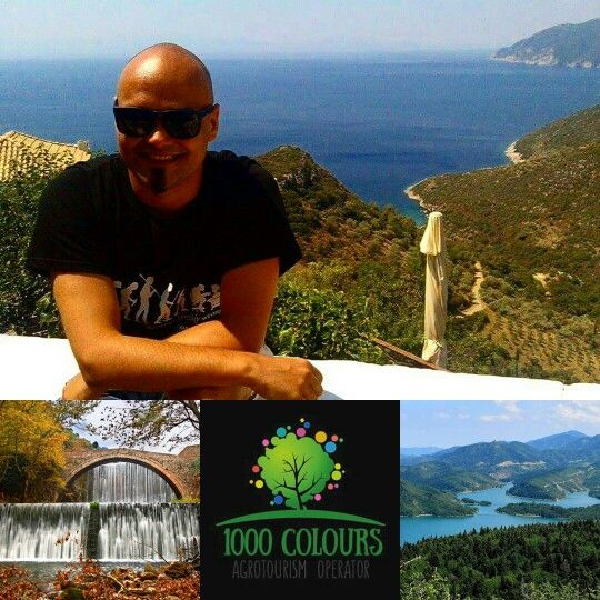 Holidays with 1000 Colours