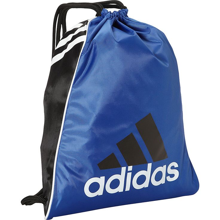 Image of adidas Burst Sackpack Bold Blue - adidas School & Day Hiking Backpacks