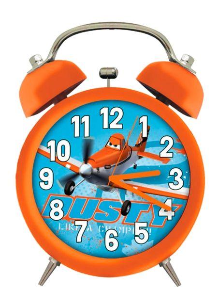 Kun Lentsikat-herätyskello pirahtaa, olet varmasti ajoissa lähtöviivalla. Paristo ei sisälly pakettiin (1 x AA).