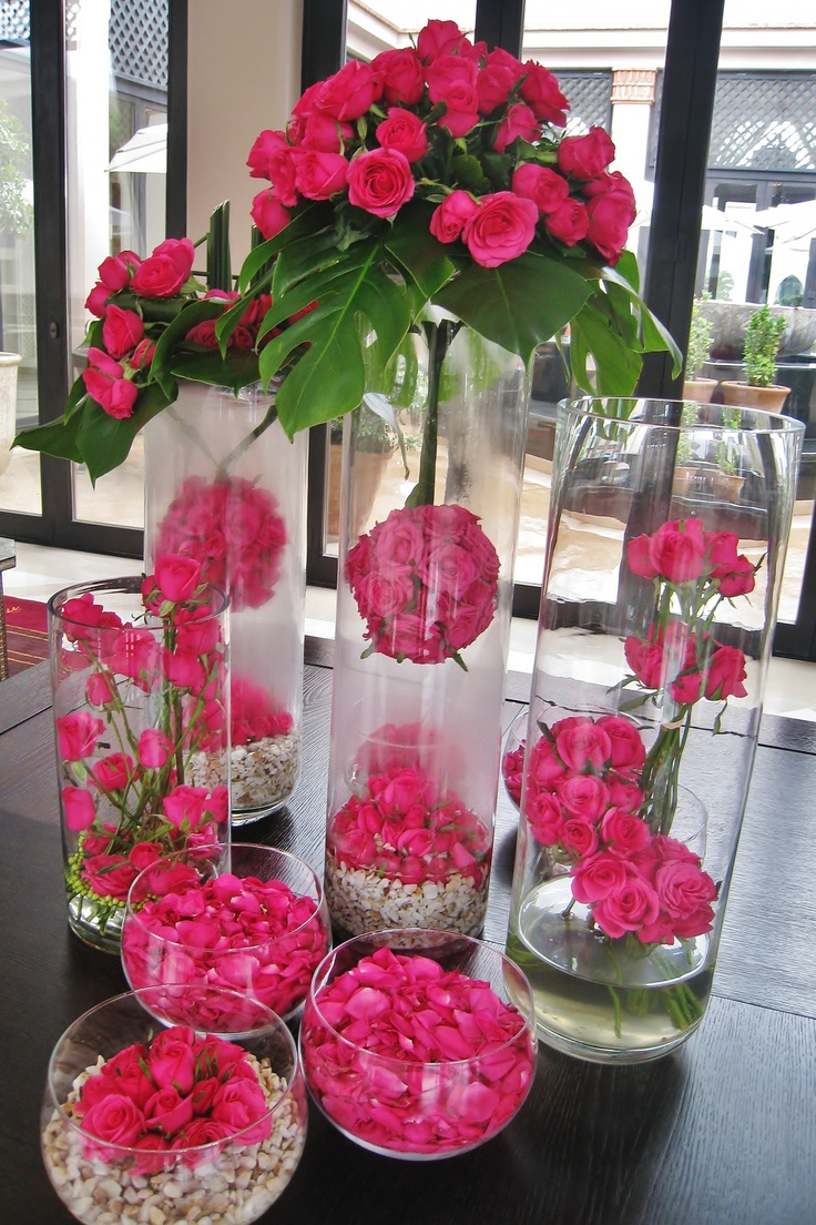 Moroccan Pink Roses are fresh, gorgeous and luscious!