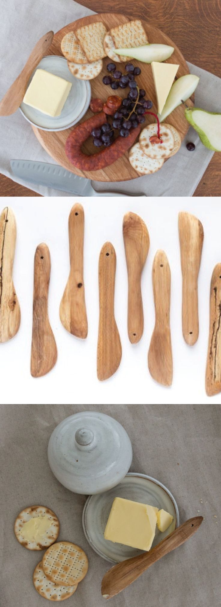 Summer Sale Now On. Shop now for Scandinavian style tableware at TheMakerPlace.co.uk, the online destination for handcrafted luxury homeware and gifts direct from the maker. Artisan crafted oak chopping board, was £80.00, now £68.00, Handcrafted Swedish Butter Knife, was £8.00, now £6.80. Hand thrown Stoneware Butter Dish, was £35.00, now £30.00. PLUS here's an extra 10% off the sale price with code WELCOME10 :-) Sale ends 10th July 2016.