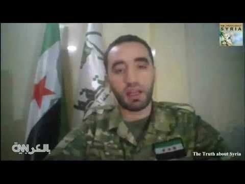 Syria | FSA Lies on CNN : No Al-Nusra Front in Aleppo
