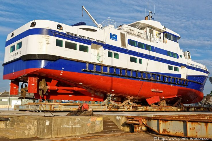 Fromveur 2 (Compagnie maritime Penn Ar Bed)