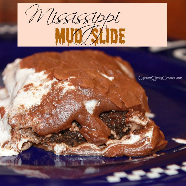how to make mississippi mud cake