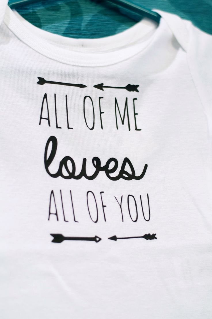 All of me Loves all of you | Felt
