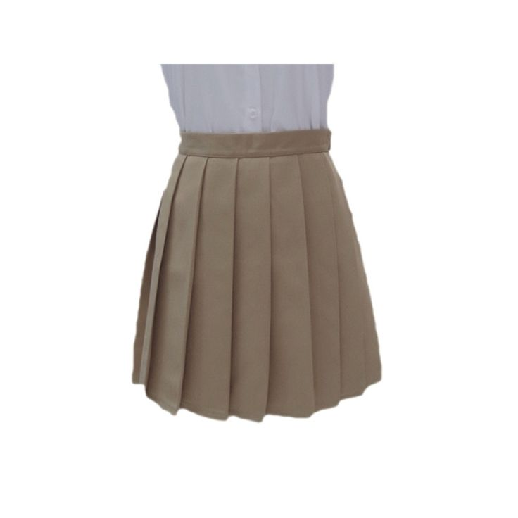 High Quality Japan Student School Uniform Skirt Multi Color Cosplay Preppy Style High Waist Pleated Skirts Girls School Uniforms