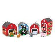 Hola!! Vemos otro #juguete de la tienda?. #Graneros y #animales para clasificar. Tamaños, colores, juego de rol.. Lo tiene todo!! Y a un precio estupendo!! http://www.babycaprichos.com/graneros-y-animales-para-clasificar.html