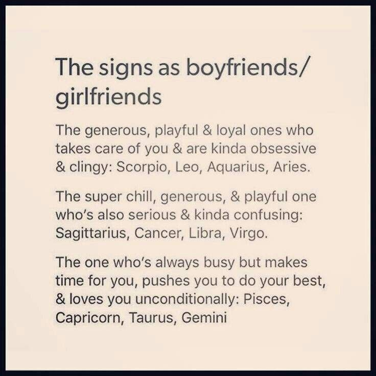I'm an Aries but honestly I'm a mix of all of these