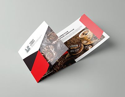 """Check out new work on my @Behance portfolio: """"Brochure Template Coffee"""" http://be.net/gallery/35139507/Brochure-Template-Coffee"""